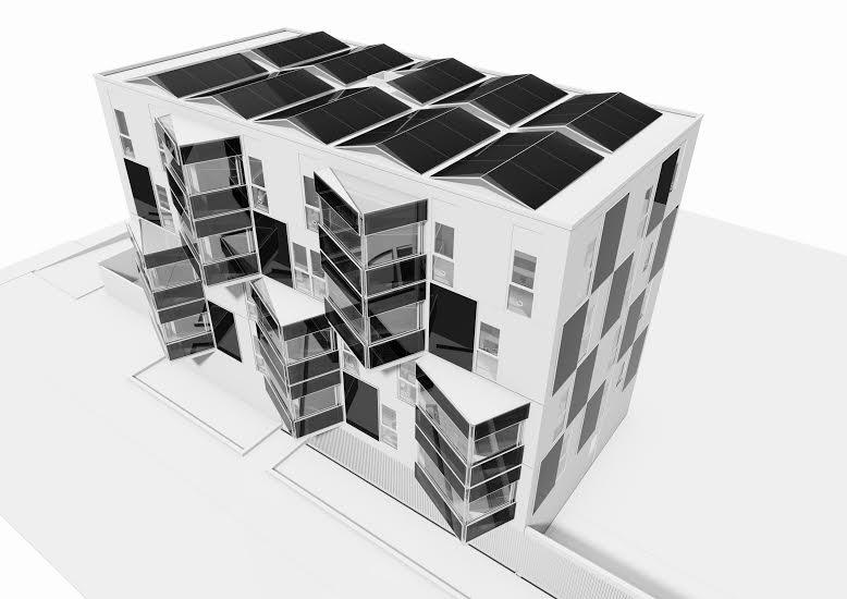 Artchitect solar solution