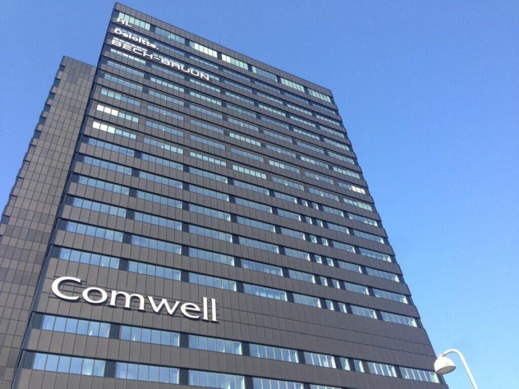 Comwell.