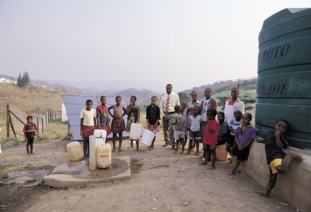 SOUTH AFRICA solar energy for water supply1