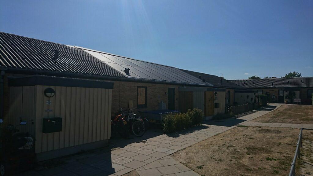 solar residential system